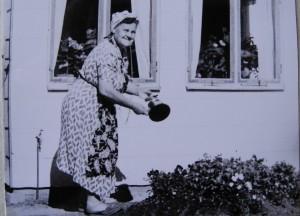 Ester Matilda i Rosendal, Dagsberg
