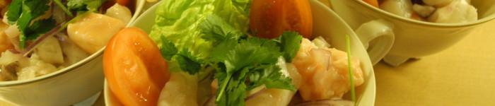 Ceviche på skrei