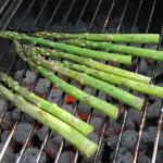 grillad grön sparris 1