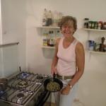 Helena lagar mat