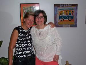 Helena och jag 2010