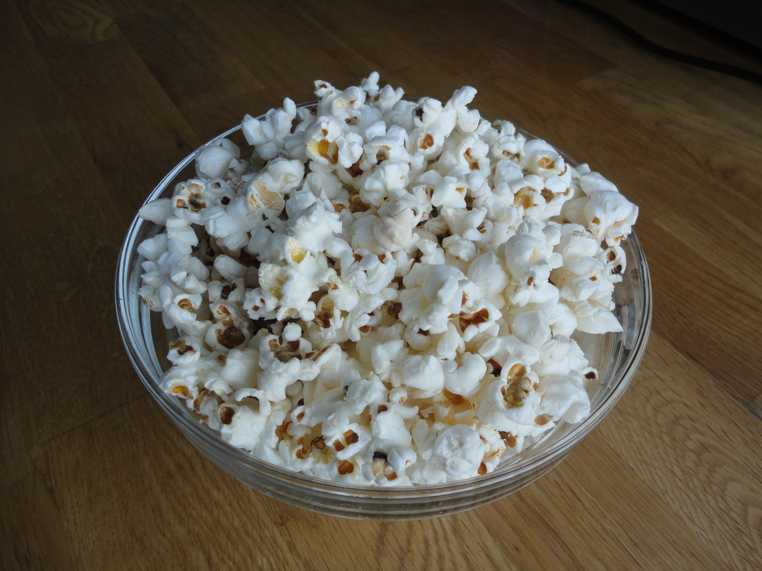 poppa popcorn i olivolja
