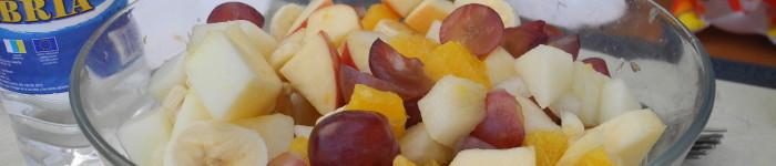 Bosses kanariska fruktsallad