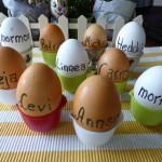 namn på ägg påsk 2