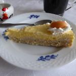 påsktårta mangomousse tårtbit