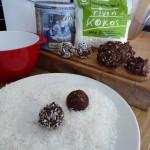 chokladboll kokos