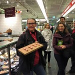 gunilla walking food tour Food Tours Stockholm