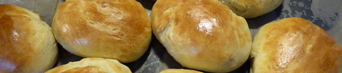 Bröd till lunchmackor