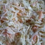 coleslaw till många 2