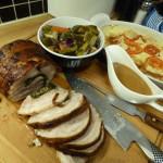 färdig porchetta 7 middag