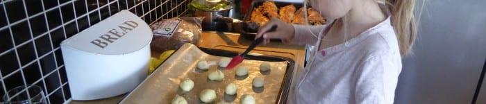 Mini-hamburgerbröd, sliders