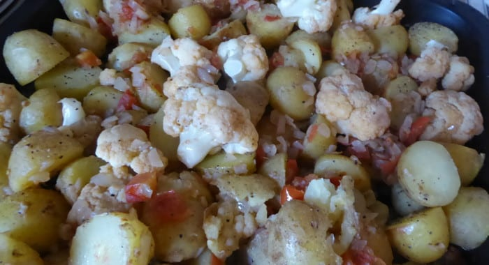 potatis till många