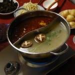 mild soppa i gryta hot pot