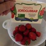 jordgubbar östgöta durkslag