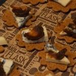 Pepparkakor med ost
