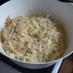 coleslaw till många 1