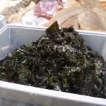 saltade wakame alger