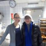 Elisa Stobin Gunilla i köket